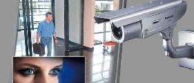 zona vigilada por CCTV