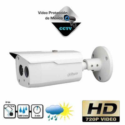Bullet HDCVI HD 720p 36mm Blanca Buho