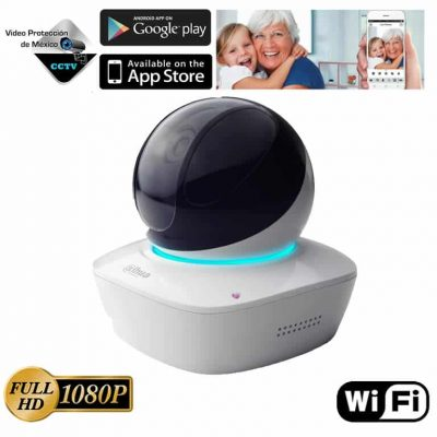 camara ip 1080p domo ptz wifi funciones