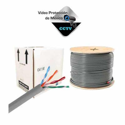 Cable UTP gris 5e