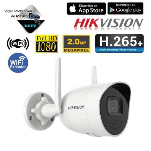 Camara 2mp WiFi Hikvision