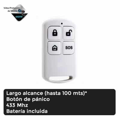 Control remoto alarma Wifi GSM
