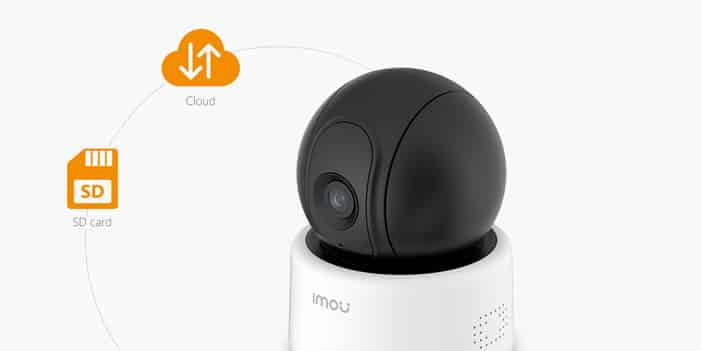 Grabación en la nube cámara wifi inalámbrica domo ranger imou