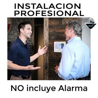 Instalador de alarmas