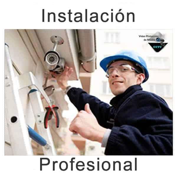 Instalación profesional de cámaras de seguridad