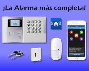 paquete de alarma para hogar