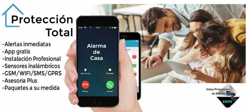 Beneficios de nuestras alarmas
