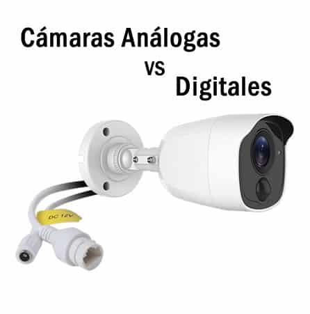 Diferencias entre cámara análoga y digital