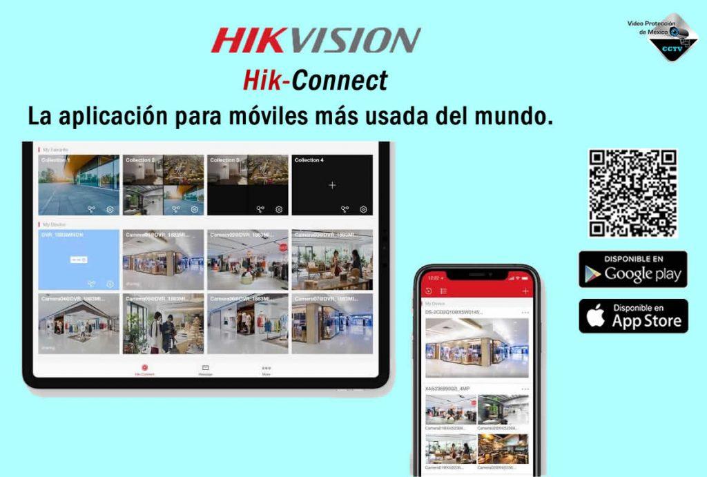 Aplicación Hik Connect